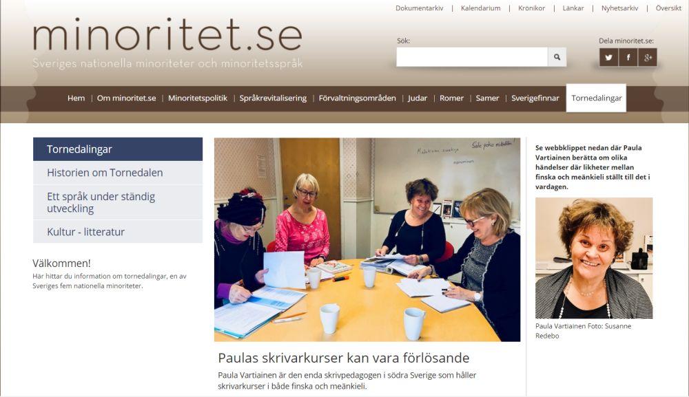 Skrivarkurs på finska i stockholm